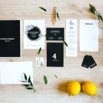 Italian wedding stationery