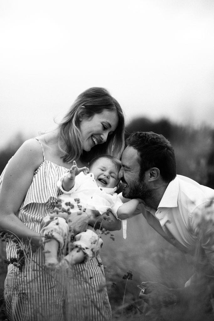 fotografia famiglia
